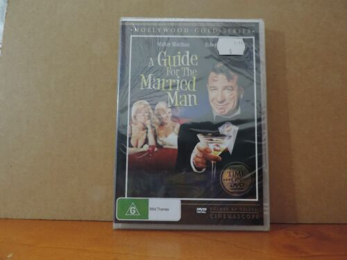 A Guide For The Married Man (DVD, 2011) brand new and sealed