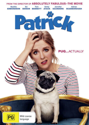 Patrick (2018)  - DVD - NEW Region 4