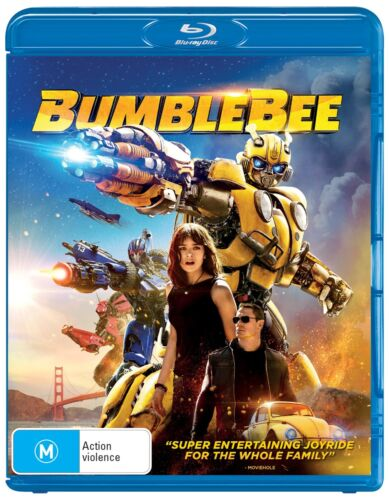 Bumblebee Blu-ray Region B NEW