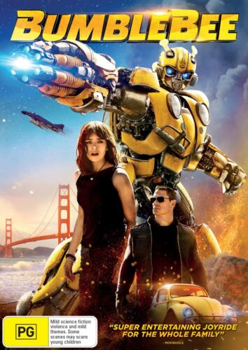 Bumblebee DVD Region 4 NEW