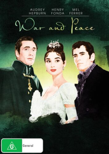 War and Peace DVD Region 4 NEW