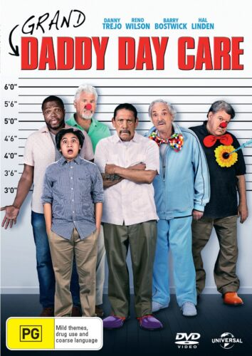 Grand daddy Day Care DVD Region 4 NEW