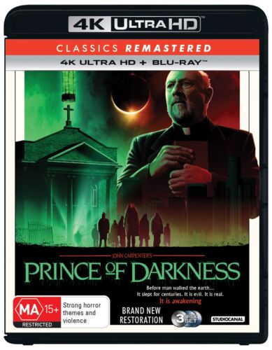 Prince of Darkness 4K UHD Region B NEW