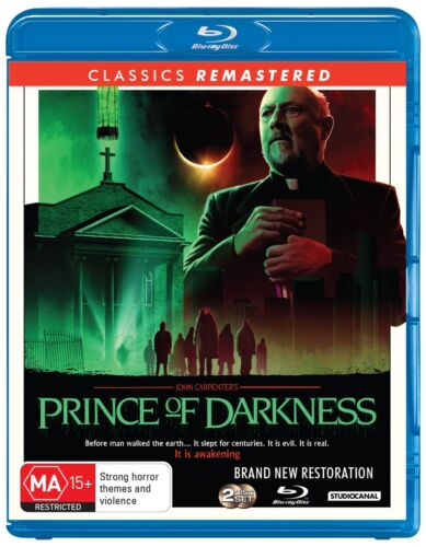 Prince of Darkness Blu-ray Region B NEW