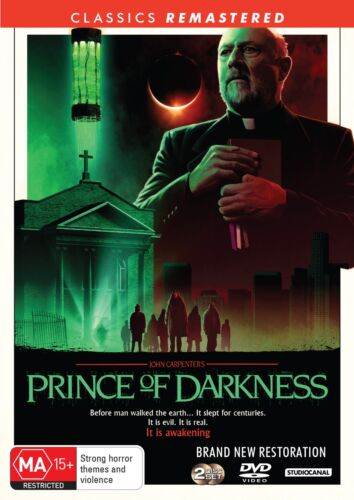 Prince of Darkness DVD Region 4 NEW