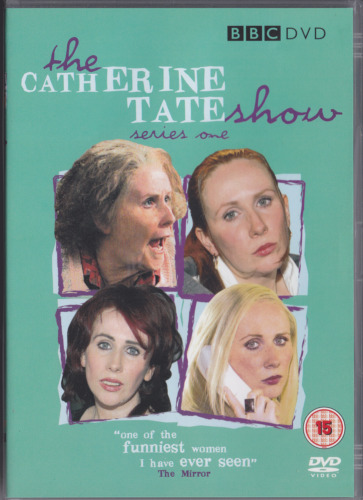 The Catherine Tate Show  - Series 1 [DVD 2004] Region 2 + 4 PAL