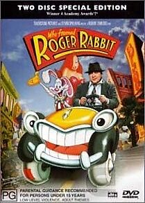 WHO FRAMED ROBER RABBIT - BRAND NEW & SEALED DVD (TWO DISC SPECIAL EDITION)