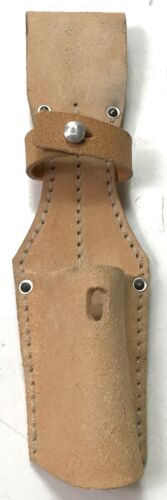 WWII GERMAN MID WAR K98 98K MAUSER RIFLE BAYO CARRY FROG-NATURAL LEATHERGermany - 156432