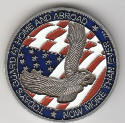 West Virginia Air National Guard 130th Airlift Wing Jerry Gouhin Challenge Coin