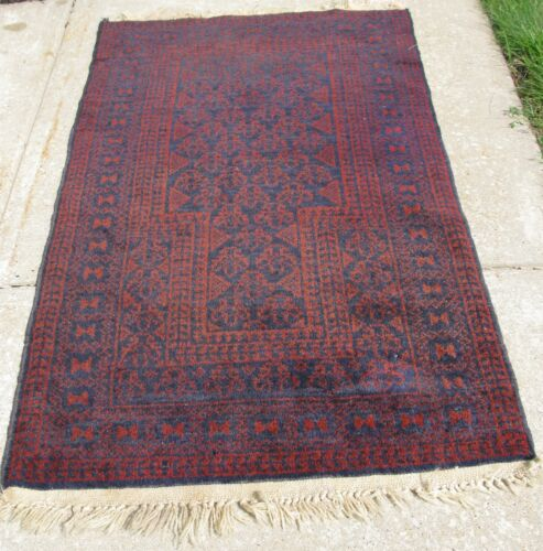 ANTIQUE BALUCHISTAN RUG c.1910