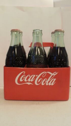 Coca-Cola Bottling Co of Monongahela Pa 1930/'s 6 pack carrier New Old Stock