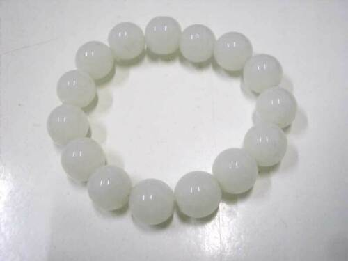 Bracelet Round Bead Prayer Gemstone Jewelry Lucky Healing Thai Buddha Amulet