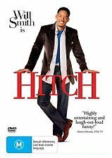 HITCH - BRAND NEW & SEALED DVD (WILL SMITH, EVA MENDES, KEVIN JAMES)