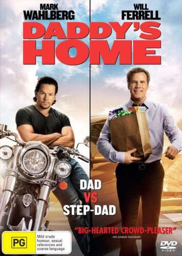 Daddy's Home Blu Ray - VGC - FREE POST!!