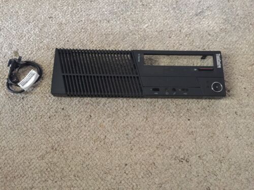 IBM Lenovo ThinkCentre M82 Front cover with power socket cable .