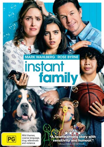 Instant Family DVD Region 4 NEW