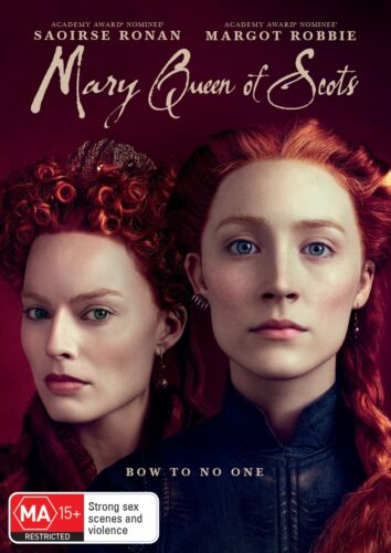 Mary Queen of Scots DVD Region 4 NEW