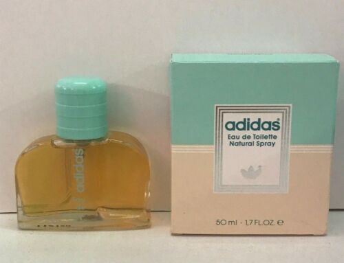 Adidas Classic For Woman EDT 50ML Spray Vintage New & Rare
