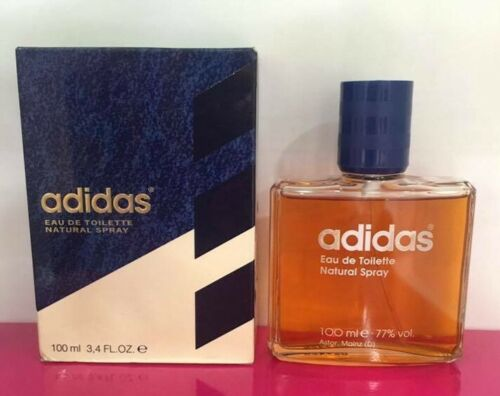 Adidas Classic For Men EDT 100ML Spray Vintage New & Rare