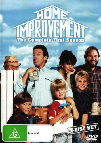 Home Improvement: Season 1  - DVD - NEW Region 4