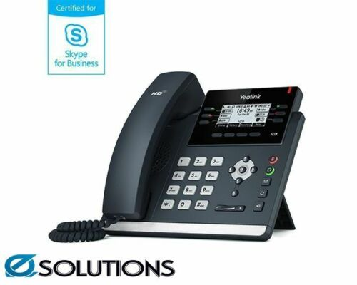 Yealink SIP-T41S-SFB IP Phone Skype for Business Edition