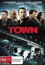 THE TOWN - BRAND NEW & SEALED DVD (BEN AFFLECK, JEREMY RENNER, BLAKE LIVELY)