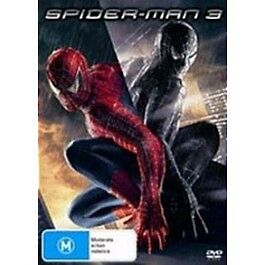SPIDERMAN 3 - BRAND NEW & SEALED 2-DISC DVD (TOBEY MAGUIRE, JAMES FRANCO)