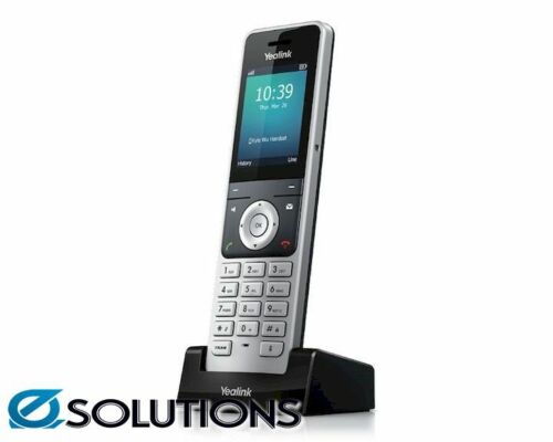 Yealink W56H SIP DECT IP Phone Additional Handset for W56P