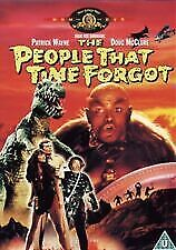 THE PEOPLE THAT TIME FORGOT DVD RARE very  good condition  t11