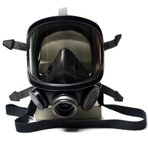 Modern gas mask Fernez Willson Sperian full face protection respirator boxed NEWGas Masks - 158440