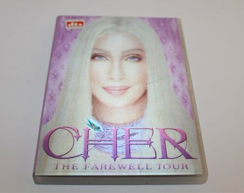 Cher The Fare Well Tour DVD 2003