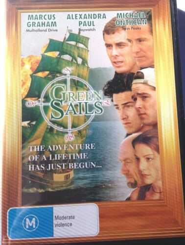 Green Sails DVD Brand New & Sealed