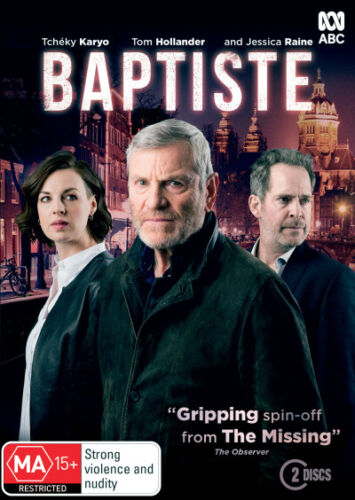 Baptiste  - DVD - NEW Region 4