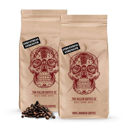 Killer Coffee Double Pack Special Offer