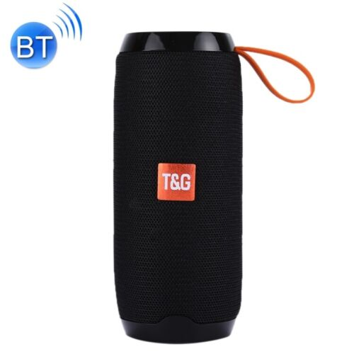 T&G TG106 Portable Wireless Blue tooth V4.2 Stereo Speaker with Handle