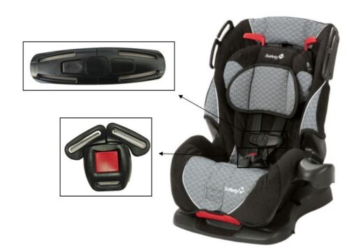 Safety 1st All-In-One Sport Convertible Car Seat Harness Chest Clip & Buckle Set