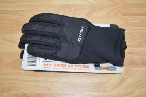 NWT Men's Head Hybrid Gloves Warmth + Touchscreen Compatable