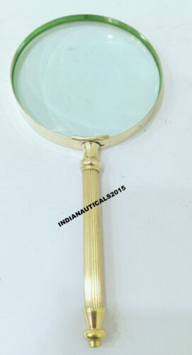 Collectable Nautical Magnifying Glass Map Reader Nautical Decor Gift