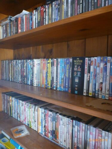 dvd collection - various titles, different prices