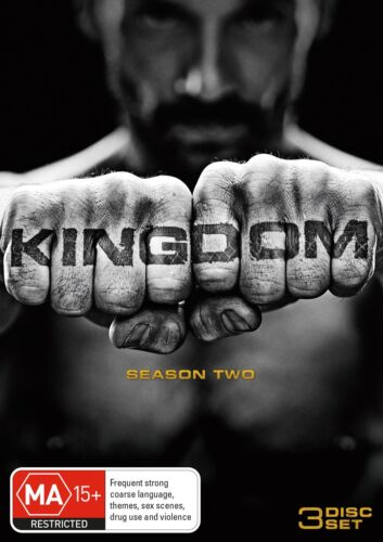 Kingdom Season 2 Series Two A Box Set DVD Region 4 NEW
