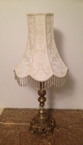 WONDERFULL VINTAGE style hand crafted new shade