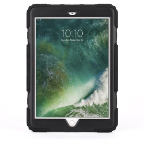 Survivor All Terrain Rugged Case for iPad 9.7-inch - Black