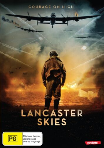 Lancaster Skies DVD Region 4 NEW