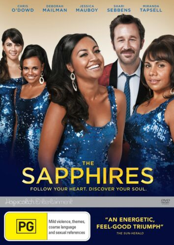 The Sapphires DVD Region 4 NEW