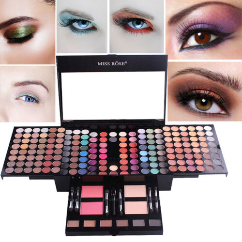 180 Color Eyeshadow Palette Makeup Kit Set Faced Matte Professional Cosmetic