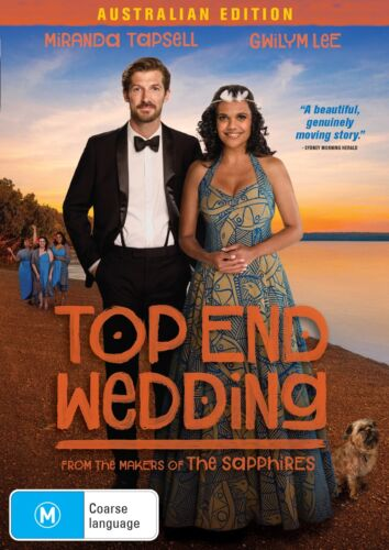 Top End Wedding DVD Region 4 NEW