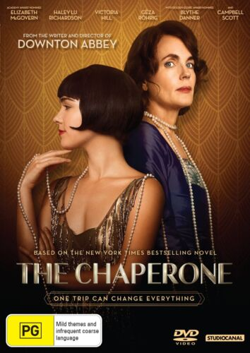 The Chaperone DVD Region 4 NEW