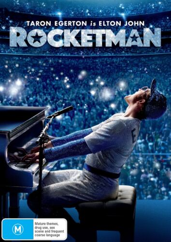 Rocketman DVD Region 4 NEW