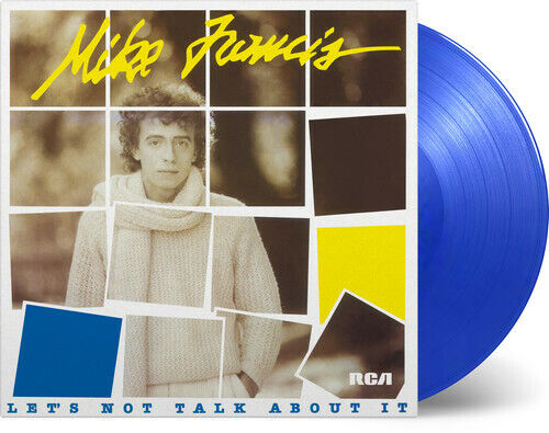 Let's Not Talk About It - Mike Francis (2019, Vinyl NEUF)