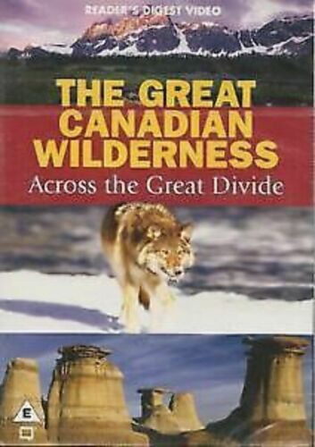 The Great Canadian Wilderness DVD Across The Great Divide All Regions DVD t37